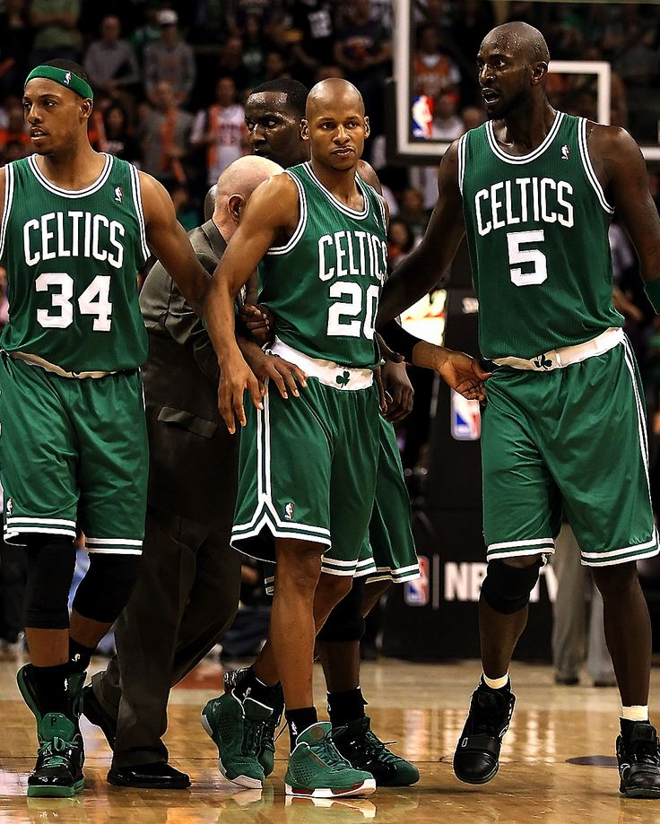 The Celtics Big Three