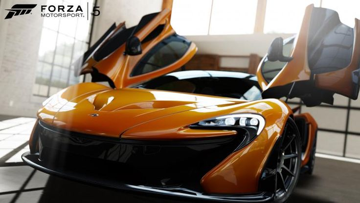 Free HD Wallpapers for your computer: Yellow McLaren P1