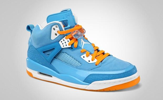 Jordan Spizike University Blue/Vivid Orange (2/24)