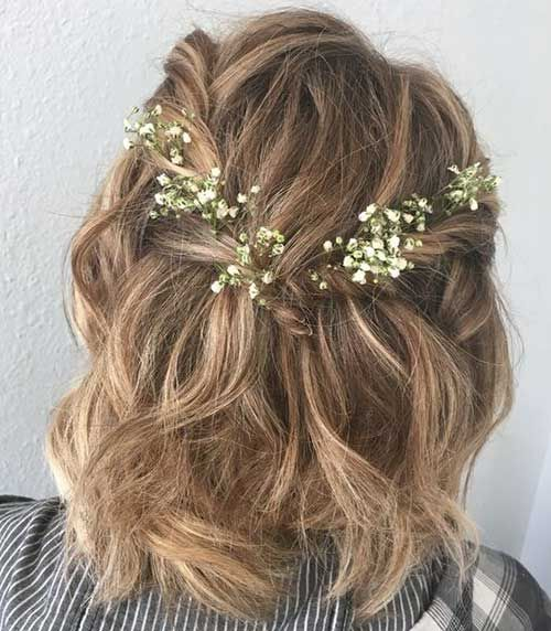 Short Formal Hairstyles with Hottest Way