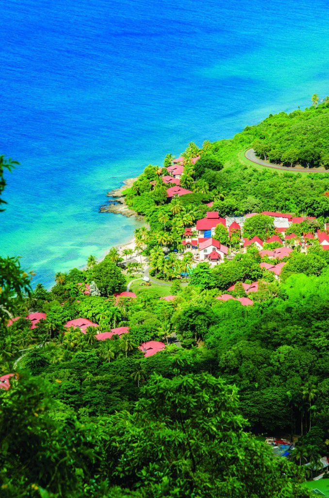 Visiter les îles Vierges américaines... en étant payé pour le faire