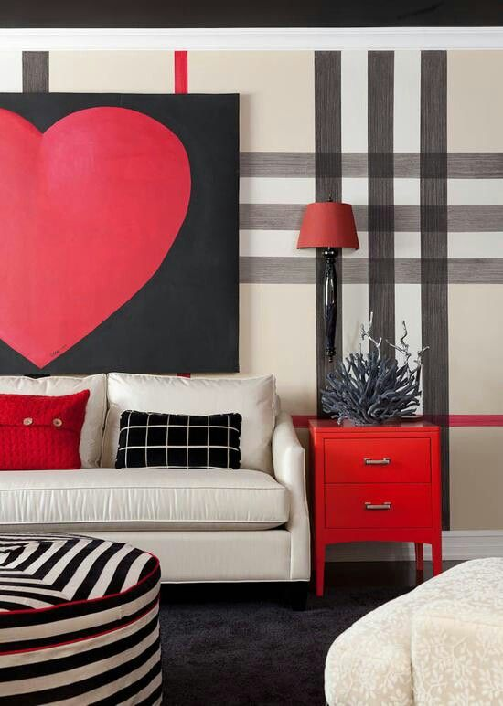 Design Wall Paint Room: Have A Little Fashionista In You? Paint Your Walls With