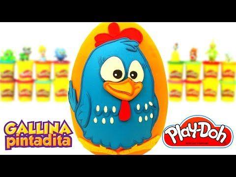 El Cuello de la Jirafa - Gallina Pintadita 2 - Oficial - Canciones infantiles para niños y bebés - YouTube