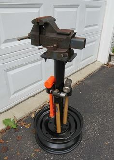 Best 48 Post Vise Ideas On Pinterest Blacksmith Tools