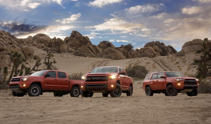 The Rugged Toyota TRD Pro Models at Ernie Palmer Toyota! | Ernie Palmer Toyota Blog