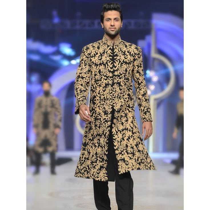 Latest Men Wedding Dresses Collection 2015-2016 by HSY |