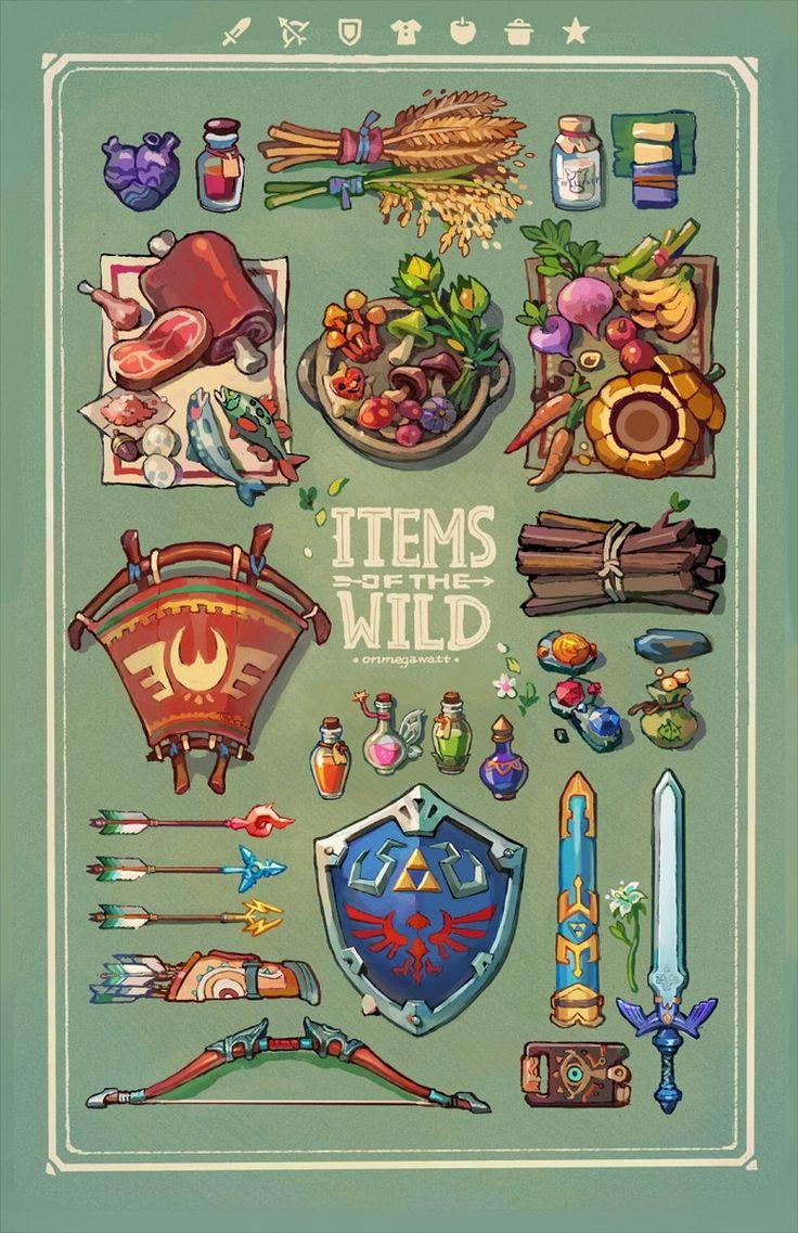 174 Best The Legend Of Zelda Christmas 2012 Fans Board Images On