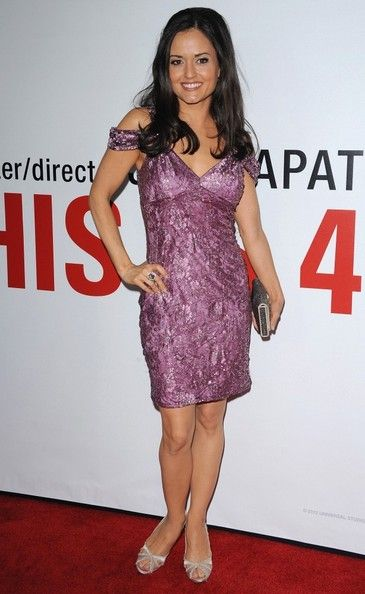 """Danica McKellar Los Angeles Premiere of """"This Is 40""""..Grauman's Chinese, Hollywood, CA..December 12, 2012."""