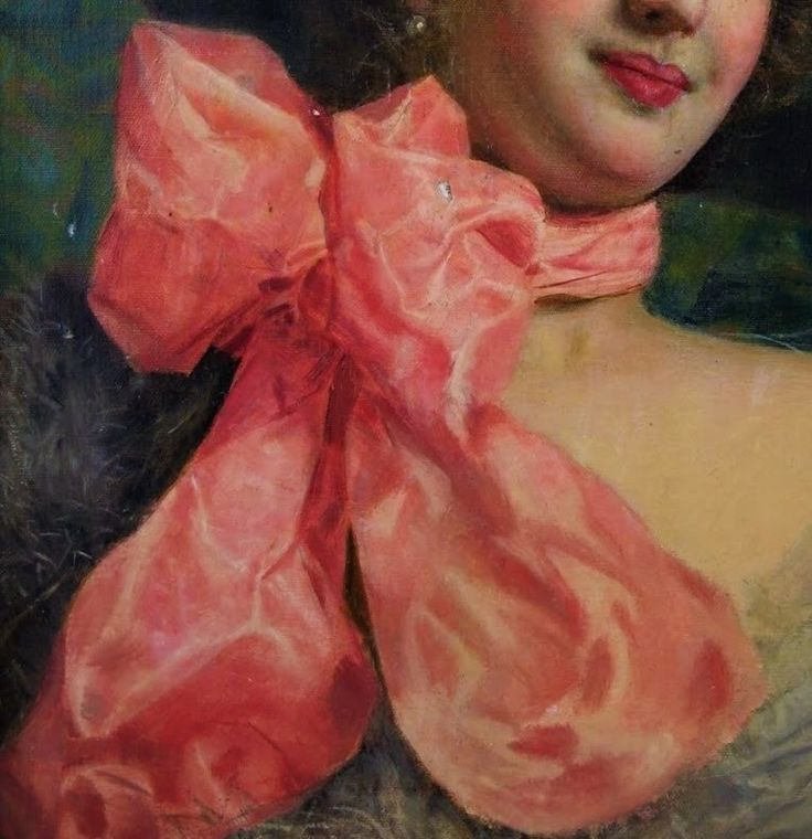 Portrait of A Young Lady by Gaetano Bellei