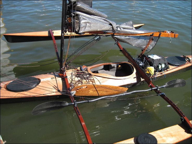 Sea Fishing Kayak Of Kayak Trimaran Trying To Find The Best First Toy Boat