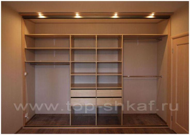 Картинки по запросу встроенный шкаф купе 3 м