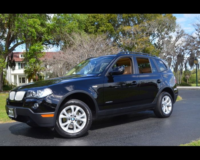 2010 BMW X3 XDRIVE30I AWD SUV,