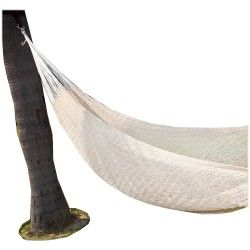 MEXICAN HAMMOCK (DOUBLE) NATURAL