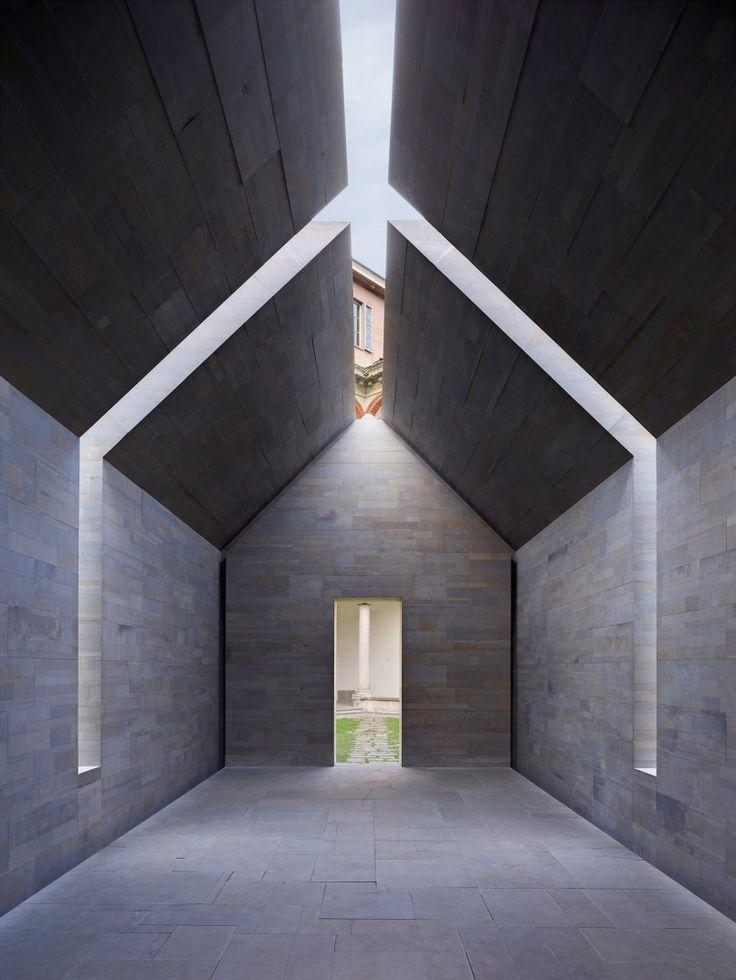 John Pawson, House of Stone | http://www.dezeen.com/2010/05/06/house-of-stone-by-john-pawson/
