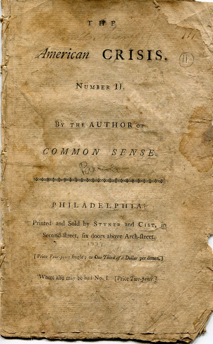 thomas paine common sense essay thomas paine common sense and the  best ideas about the crisis thomas paine thomas thomas paine writes the crisis 1776 american memory