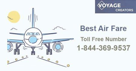 Voyage Creators helps you to Book flight tickets for your trip or a holiday. We are the US based travel agency and provide the better affordable options for booking Air/Flight Tickets at Cheaper price. >>#VoyageCreators #AirTickets #FlightTickets #CheapAirTickets #CheapFlightTickets #PlaneTicket #Travel #TicketBooking #FlightTicketBooking