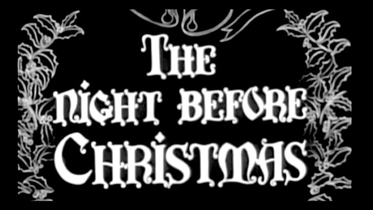 The Night Before Christmas (1946) Live Action Film & Animation