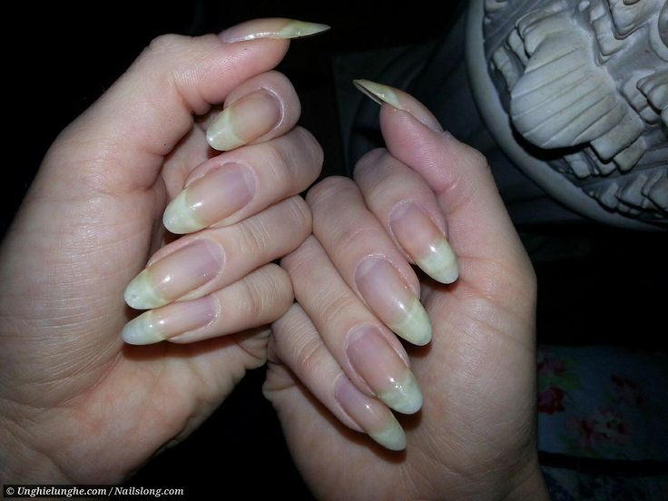 190 best LONG PRETTY NATURAL NAILS images on Pinterest ...