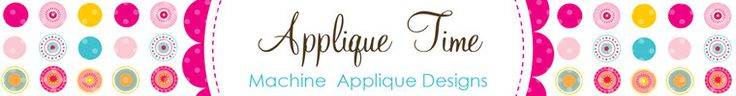 Machine Applique Designs at an Affordable Price by AppliqueTime