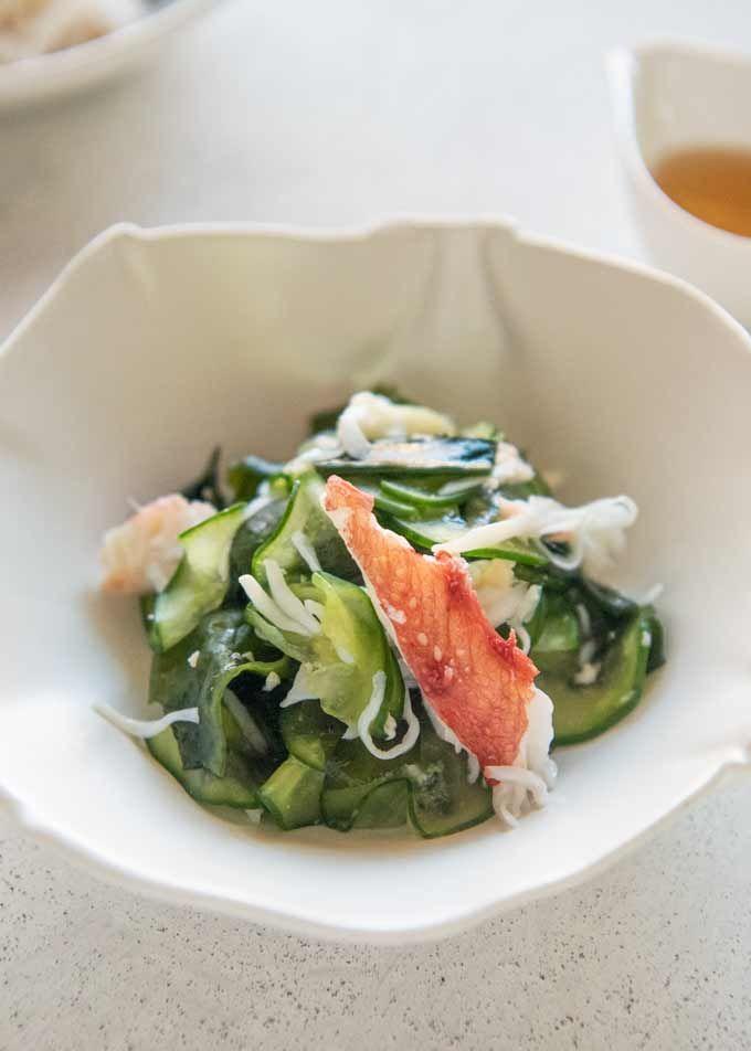 Recipetin Eats Cucumber Salad