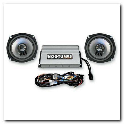 HOGTUNES NCA-70.2 REV SERIES AMP WITH SPEAKERS 98-12