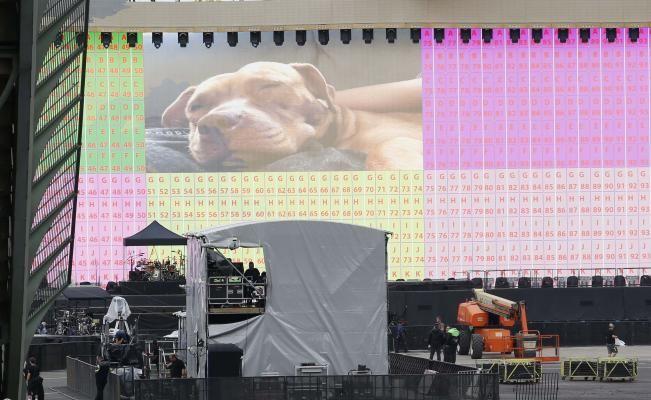U2 afina detalles para su concierto en el Foro Sol - El Universal
