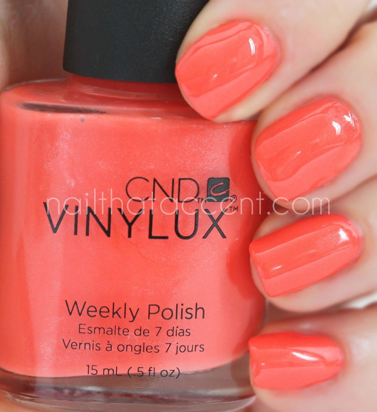 Black Poppy Nail Polish: 'Desert Poppy' (open Road Collection) By CND Available In