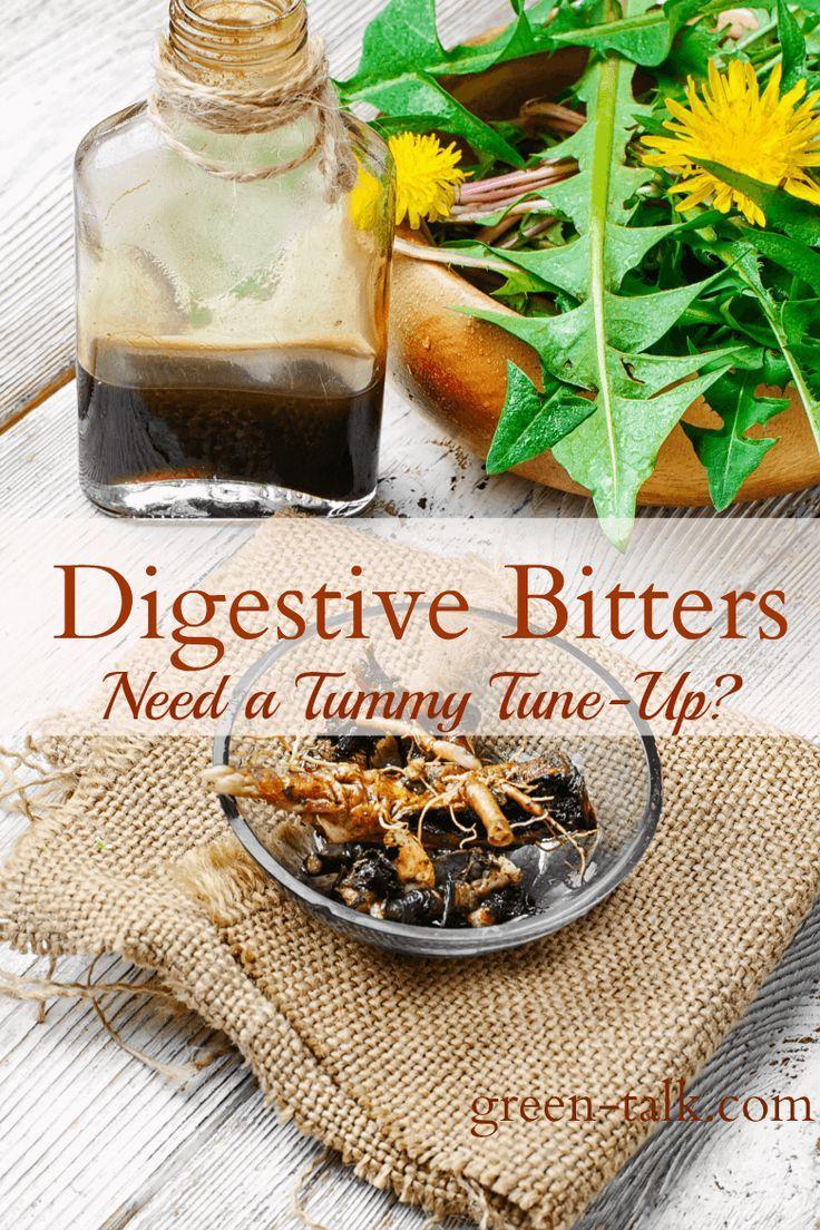Digestive Bitters: Need a Tummy Tune-Up?