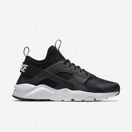 promo code ea198 3887b ...  97.26 nike huarache white black,Nike Mens Black Anthracite White White Air  Nike Air Huarache Ultra Breathe ...