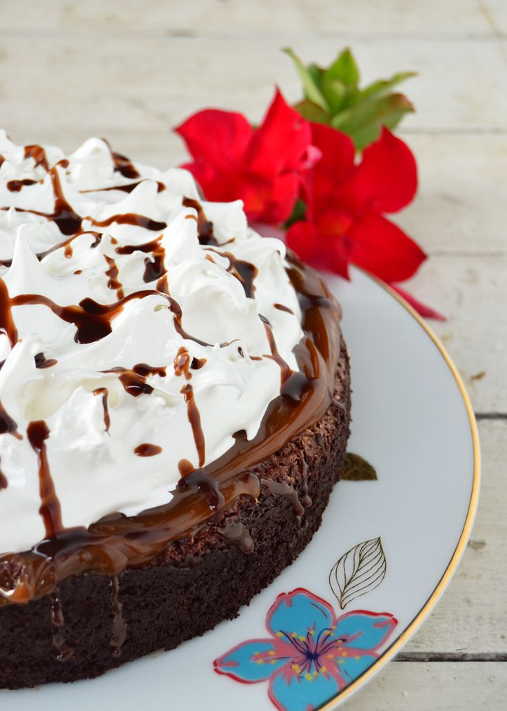Marquise de chocolate sin harina / Tres Tenedores
