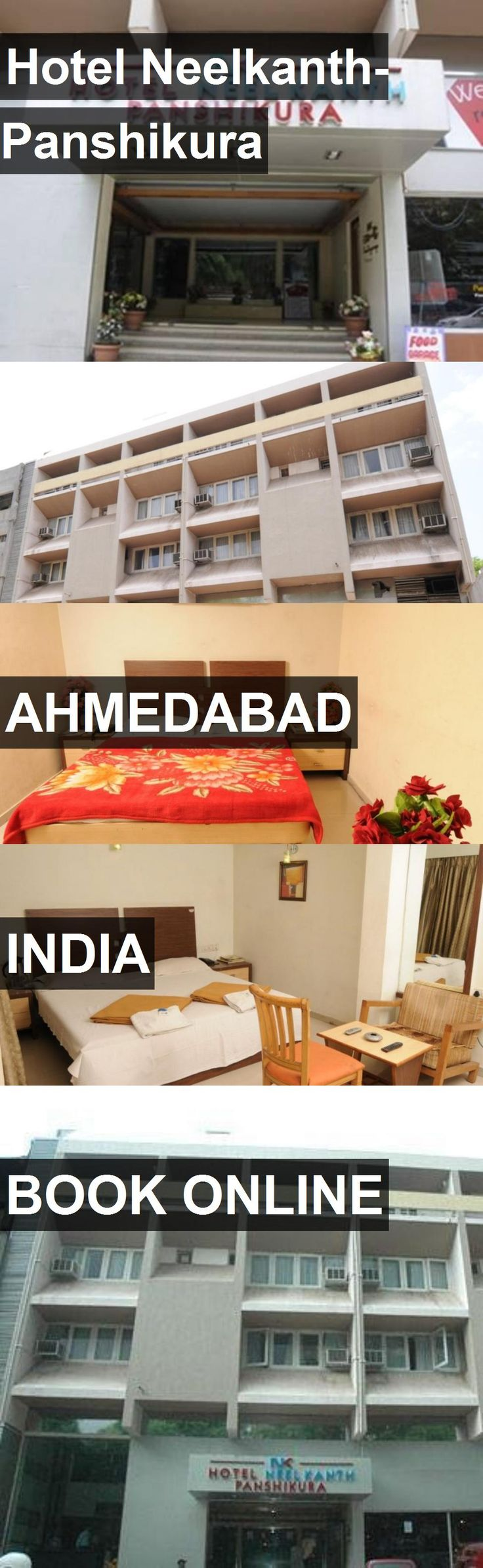 Hotel Neelkanth-Panshikura in Ahmedabad, India. For more information, photos, reviews and best prices please follow the link. #India #Ahmedabad #travel #vacation #hotel