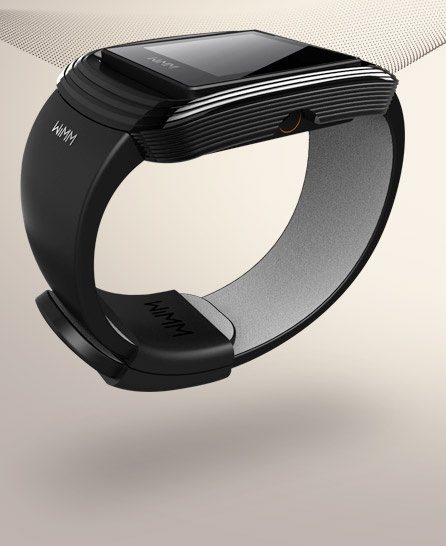 Wimm Android Based Watch That Communicates With Your Phone