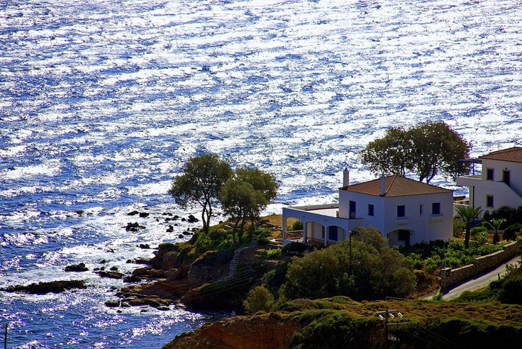 Agia Pelagia-Kithira-Greece.