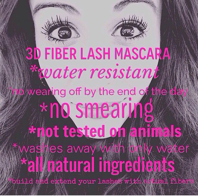 Younique 3D fiber lash mascara http://www.youniqueproducts.com/jewellsmurphy/party/2580881/view