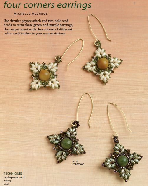 Shaped Bead Craze--Inspiring Projects and Great Resources - Inside Beadwork Magazine - Blogs - Beading Daily