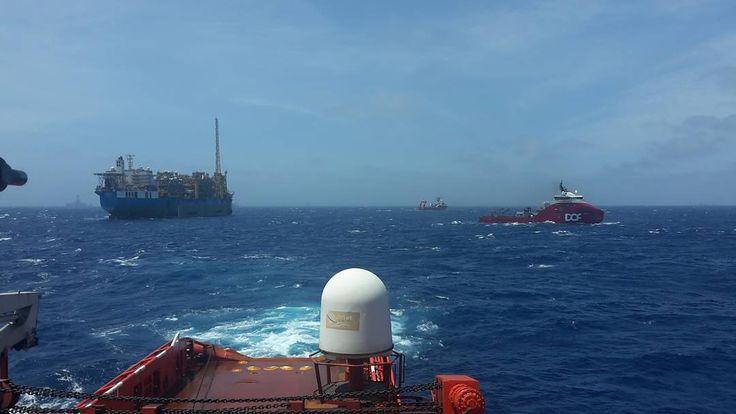 #rriuniti #ahcamogli #skandi #urca #fpso #santosbacin #brazil #ahts #supply #supplyvessel #oilrig #oilfield #rimorchiatori_riuniti #oceanrig #ocean #ship #vessel #offshore #offshorelife by giorgissimo10
