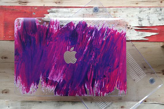 Watercolor Fun Macbook Hard Case MacBook Air 13 Cover MacBook Pro 15 Case MacBook Pro Retina 13 Cover MacBook Air Cover MacBook Pro BE ATTENTIVE, please!!! I make handmade production under your request each time I receive your order. That's why my goods are NOT RETURNABLE AND