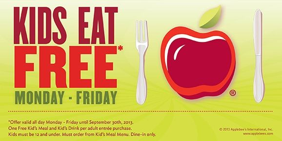 Applebees Coupons All Active Applebees Promo Codes & Coupons - Already redeemed times Applebees is an American family restaurant that offers a delicious selection of snacks, appetizers, drinks, entrees and desserts. Take your loved ones out for a fun night out on the town and bring them to Applebees to enjoy some tasty treats.5/5(1).