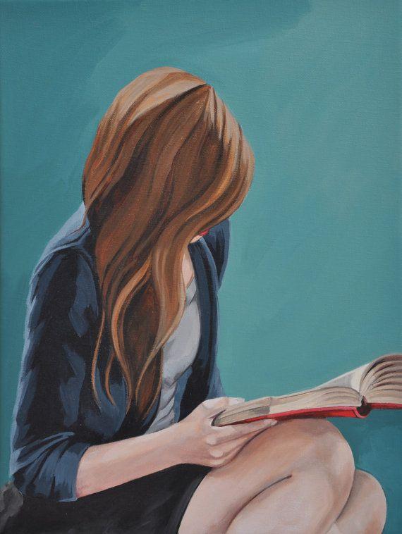 Original pintura 'Tomar Me explorar'
