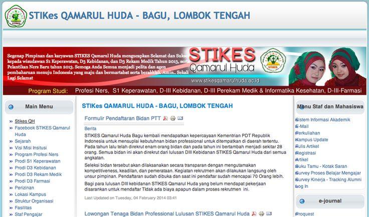 Kabar Kampus – STIKES Qamarul Huda Bagu | Radio Internet Lombok [R][i][L]