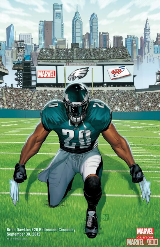 Brian Dawkins (Weapon X)