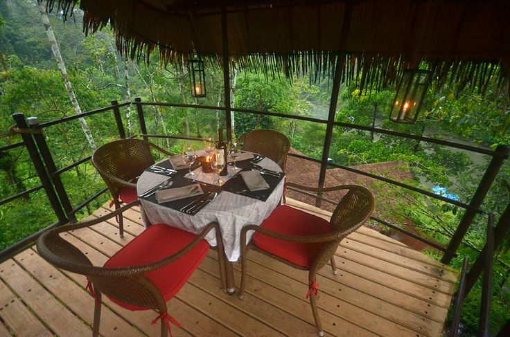 Pacuare Lodge Experiences - The Nest