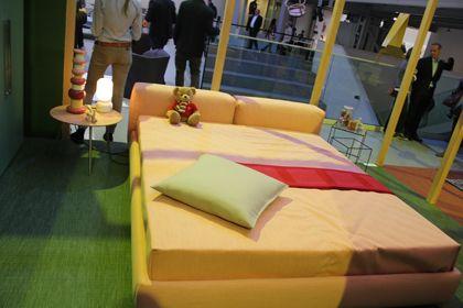 CAPPELLINI Design Village exhibition, Salone 2012