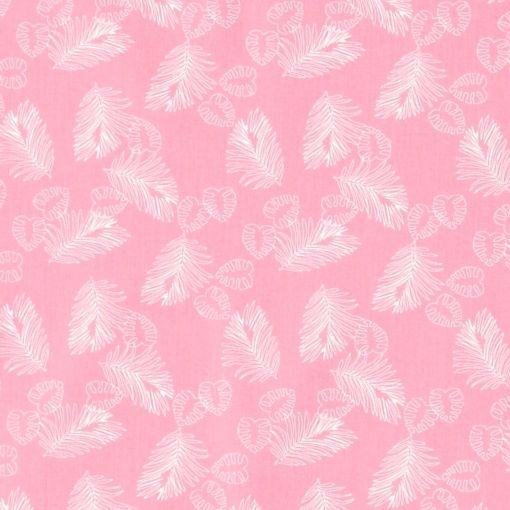 Baumwolle, Rosa mit kleinen wei