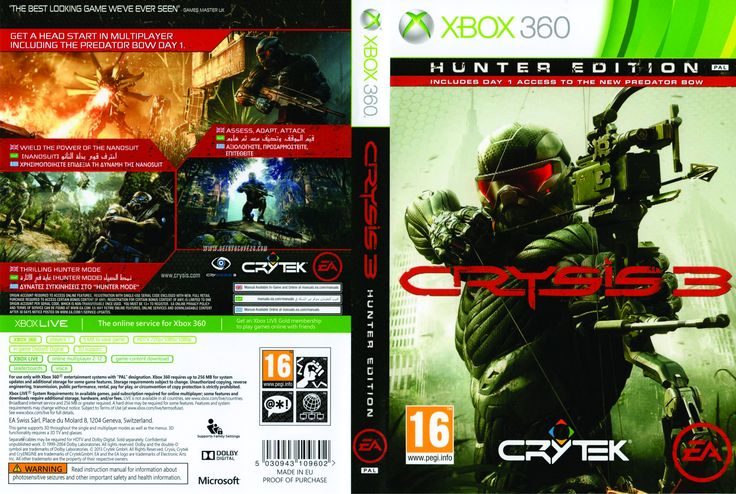 Crysis Hunter Theme PS Vita Wallpapers Free PS Vita Themes and