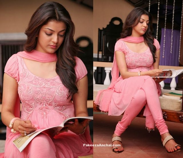 Kajal Agarwal In Churidar Dresses Tight Chudidaar Salwar Kameez Churidar Dresses Casual Dresses