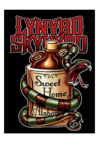 lynyrd skynyrd | Lynyrd Skynyrd Posters at AllPosters.com