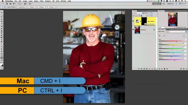 Two Minute Tip: Changing Shirt Color in Photoshop