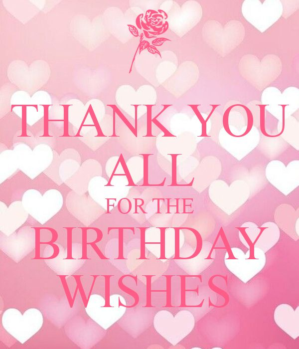 Thanks For Happy Birthday Wishes Quotes: 397 Best Images About Birthday Wishes On Pinterest