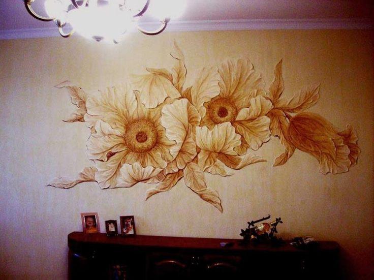Создаются декоративные настенные пан..